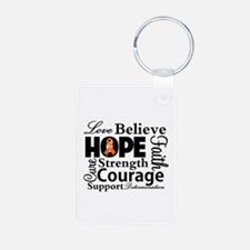 Inspire Hope RSD Awareness Keychains