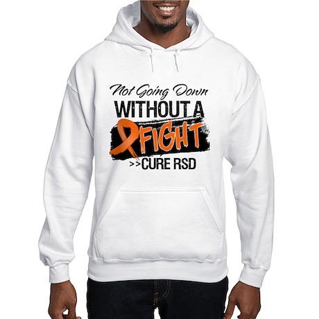 Not Going Down Cure RSD Hooded Sweatshirt