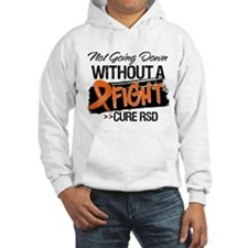 Not Going Down Cure RSD Hoodie