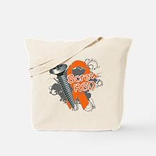 Screw RSD Tote Bag