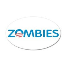 Zombies Decal Wall Sticker