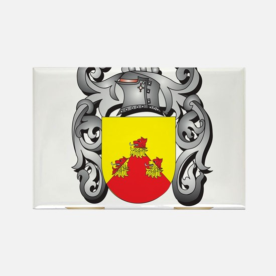 Becket Family Crest - Becket Coat of Arms Magnets