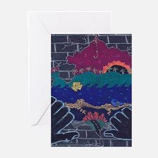 In Side Out Greeting Cards (Pk of 10)