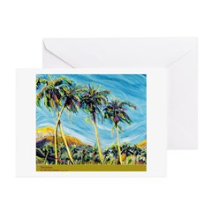 Santa Ana Winds Birthday Cards (Pk of 10)