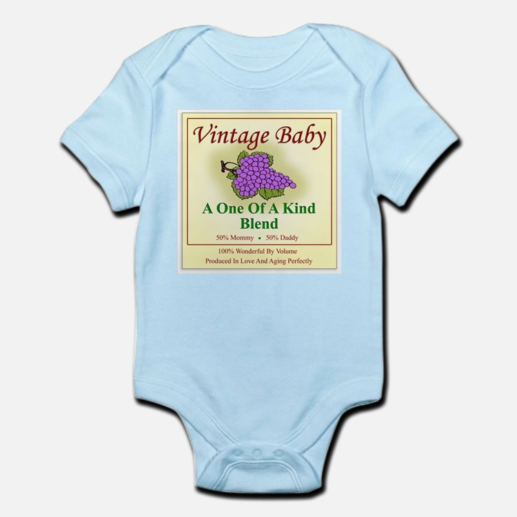 vintage baby Body Suit
