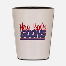 New York Goons Shot Glass