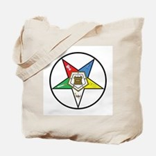 Order of the Eastern Star Circle  Tote Bag