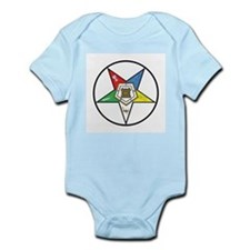 Order of the Eastern Star Circle Infant Creeper