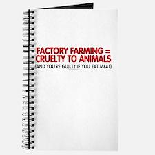Factory farming Journal