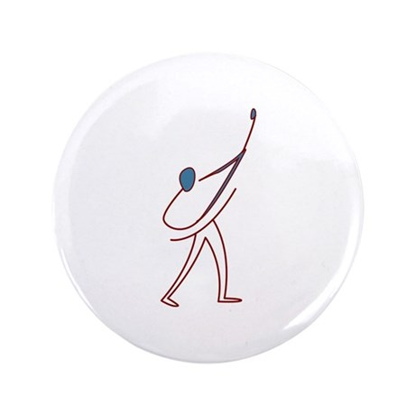 "Golf 3.5"" Button"