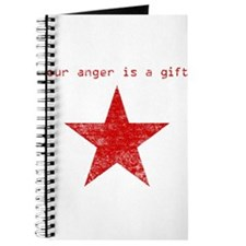 YOUR ANGER IS A GIFT Journal
