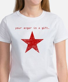 YOUR ANGER IS A GIFT Tee