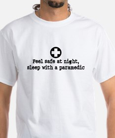 Feel Safe at Night Sleep with a Paramedic Shirt