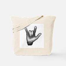 ROCKIN HAND Tote Bag