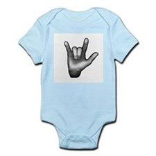 ROCKIN HAND Infant Bodysuit