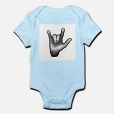ROCKIN HAND Infant Bodysuit