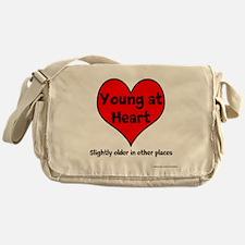 Young At Heart Messenger Bag