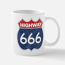 HIGHWAY 666 Mug