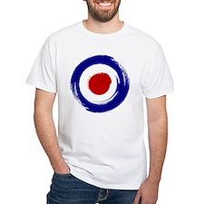 Paint stroke Mod Target design Shirt