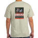 Judo Unleashed Ash Grey T-Shirt