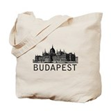 Budapest Canvas Totes
