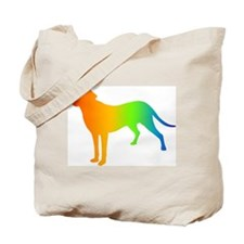 Treeing Tennessee Brindle Tote Bag