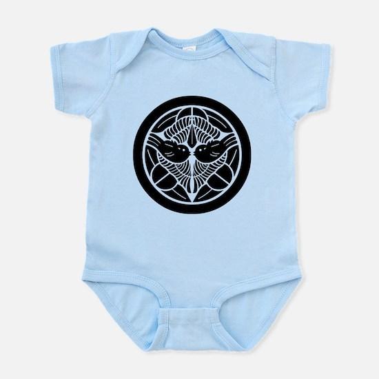 uesugi sasa Infant Bodysuit