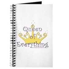 Queen of Everything Journal