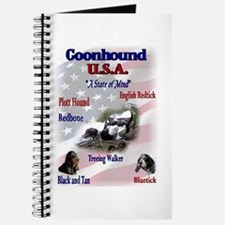 Coonhound Gifts Journal