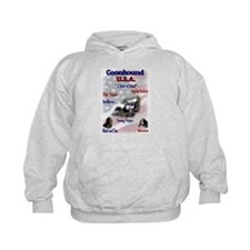 Coonhound Gifts Hoodie