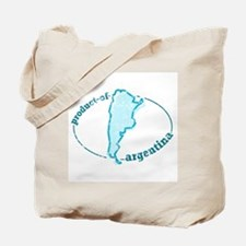 """Product of Argentina"" Tote Bag"