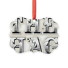 THE HAG Ornament