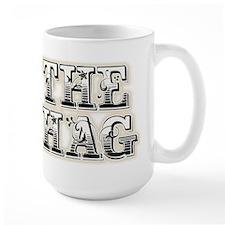 THE HAG Large Mug