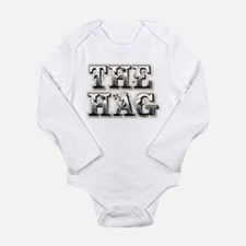 THE HAG Long Sleeve Infant Bodysuit