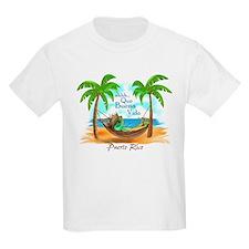 3-coqui hammock T-Shirt