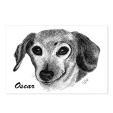 OSCAR Postcards (Package of 8)