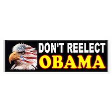 OBAMA THIEF Bumper Sticker