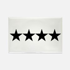 FOUR STAR GENERAL X™ Rectangle Magnet