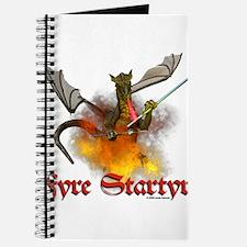 "Dragon Lampworker - ""Fyre Sta Journal"