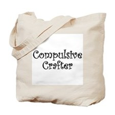 Compulsive Crafter Tote Bag