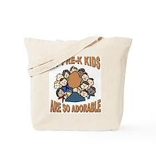 Adorable Pre-K Kids Tote Bag