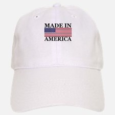 Made in America Baseball Baseball Cap