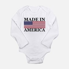 Made in America Baby Outfits