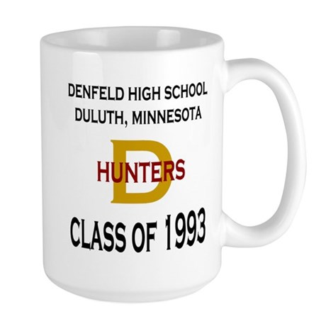 1993 Denfeld High School Coffee Mug