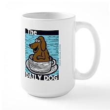 The Daily Dog (2 Dogs) Mug