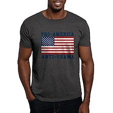 Pro-America Anti-Obama T-Shirt