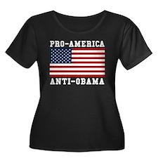 Pro-America Anti-Obama T