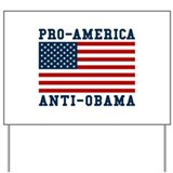 Anti obama Yard Signs