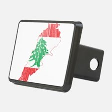 Lebanon Flag and Map Wood.png Hitch Cover