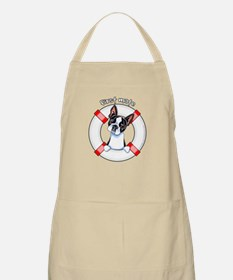 Boston Terrier First Mate Apron